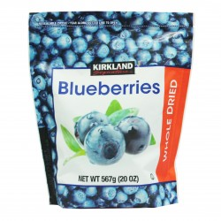 Dried Blueberry